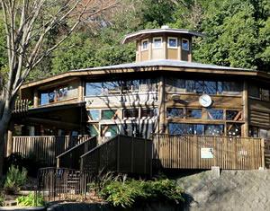 鴨池公園こどもログハウス