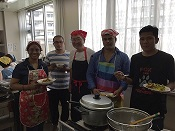 ネパール料理教室