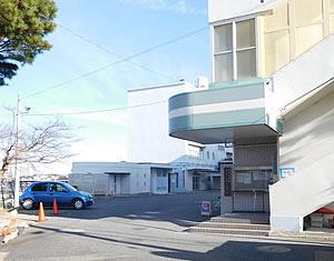 中川中学校コミュニティハウス