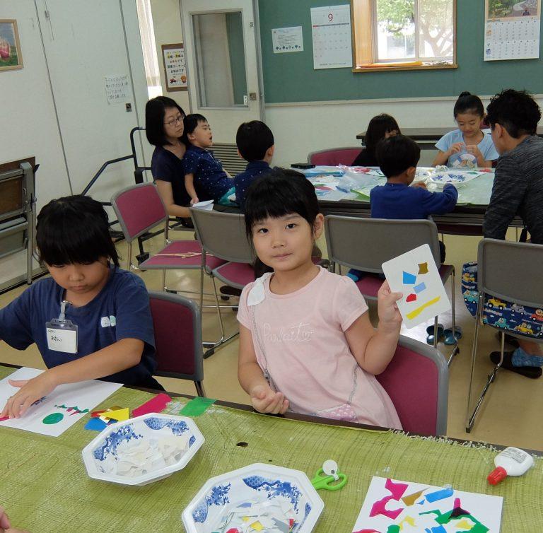 【幼児・小学生】令和元年度後期こどもアート教室