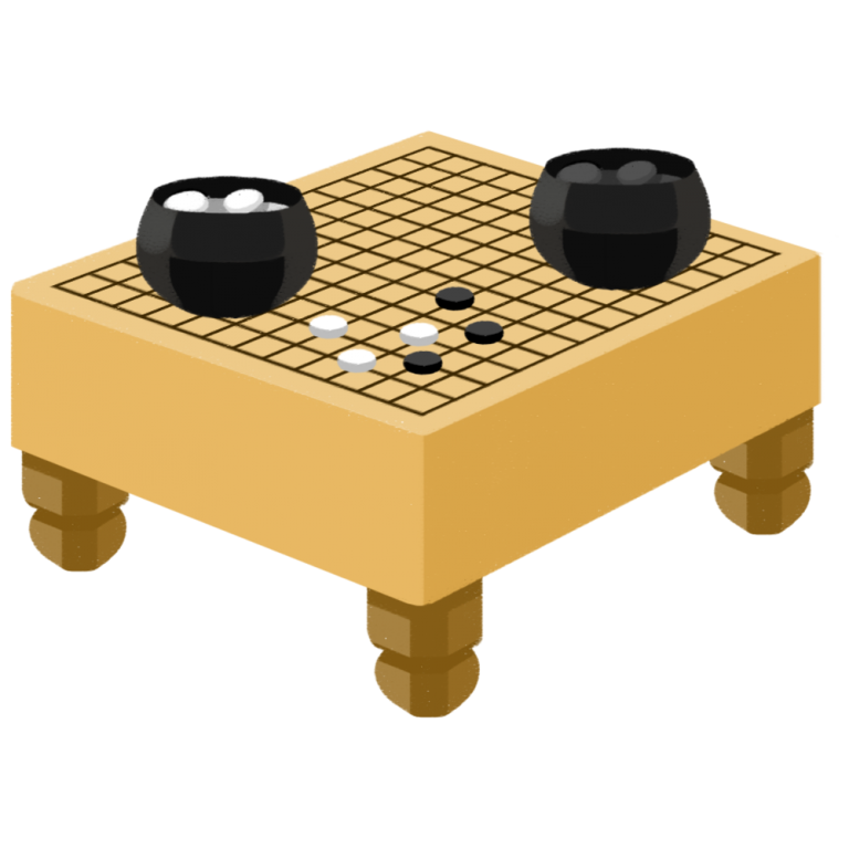 【一般向け】初心者のための囲碁教室
