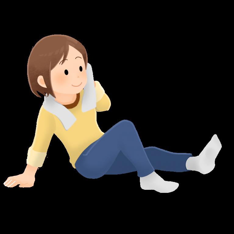 【大人向け】 健康アップエクササイズ セルフケアでいきいきと!