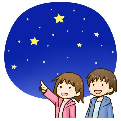 【小学生向け】夏の天体観測☆