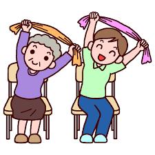 【講座・イベント】50歳から健康体操教室(前期)の開催のお知らせ
