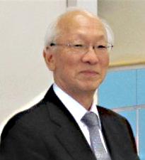 萩野新理事長の写真